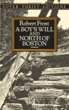 A Boy's Will and North of Boston (Dover Thrift Editions) - Robert Frost