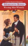 Wooing Miss Whately - Meredith Bond