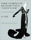 "Fashion Drawings and Illustrations from ""Harper's Bazar"" - Erte,  Stella Blum (Introduction)"