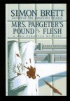Mrs. Pargeter's Pound of Flesh (Mrs. Pargeter, #4) - Simon Brett