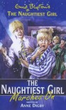 The Naughtiest Girl Marches On - Anne Digby