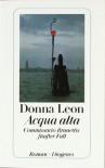 Acqua Alta (Commissario Brunetti #5) - Donna Leon, Monika Elwenspoek