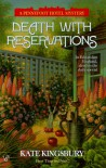 Death with Reservations - Kate Kingsbury