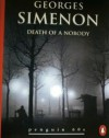 Death of a nobody - Georges Simenon