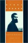Notebooks: 1960-1977 - Athol Fugard