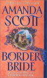 Border Bride - Amanda Scott