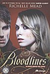 bloodlines - mead richelle