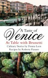 A Taste of Venice: At Table with Brunetti - Donna Leon