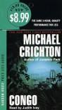 Congo (Audio) - Michael Crichton, Judith Ivey