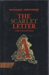 The Scarlet Letter: With Connections (Hrw Library) - Nathaniel Hawthorne