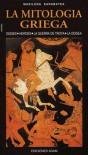 La mitología griega - Marilena Karabatea