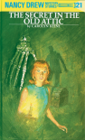 The Secret in the Old Attic (Nancy Drew, #21) - Carolyn Keene