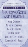 Legends II: Shadows, Gods and Demons - Anne McCaffrey, Robert Silverberg, Neil Gaiman, Robin Hobb