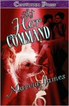 At Her Command - Marcia James