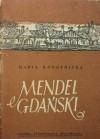 Mendel Gdański - Maria Konopnicka