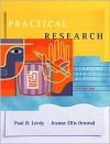 Practical Research: Planning and Design - Paul D. Leedy