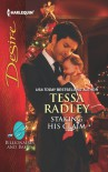 Staking His Claim - Tessa Radley