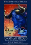 The Golem's Eye (Bartimaeus Trilogy, #2) - Jonathan Stroud, Simon Jones