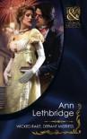 Wicked Rake, Defiant Mistress - Ann Lethbridge