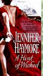 A Hint of Wicked - Jennifer Haymore