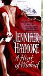 A Hint of Wicked - Jennifer Haymore
