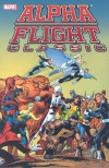 Alpha Flight Classic, Vol. 1 - John Byrne