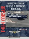 Vought F4u-4 Corsair Fighter Pilot's Flight Manual - Periscope Film Com