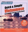 Vietnamese, Q&S: Learn to Speak and Understand Vietnamese with Pimsleur Language Programs - Pimsleur Language Programs