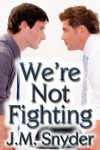 We're Not Fighting - J.M. Snyder