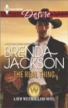 The Real Thing (Harlequin DesireThe Westmorelands) - Brenda Jackson