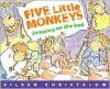 Five Little Monkeys Jumping on the Bed - Eileen Christelow