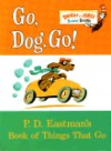 Go, Dog. Go! (Board Book) - P.D. Eastman
