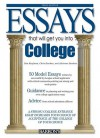 Essays That Will Get You Into College - Chris Dowhan, Adrienne Dowhan, Dan Kaufman