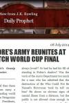 Dumbledore's Army Reunites at Quidditch World Cup Final - J.K. Rowling