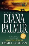 Long, Tall Texans Emmett & Regan: Emmett\Regan's Pride - Diana Palmer