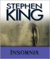 Insomnia - Eli Wallach, Stephen King