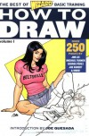 Wizard: How to Draw - Wizard Magazine