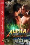 Dominant Alpha - Anitra Lynn McLeod
