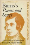 A choice of Burns's poems and songs - Robert Burns, Sydney Goodsir Smith