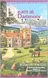 Death at Dartmoor - Robin Paige