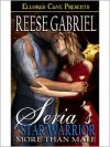 Seria's Star Warrior - Reese Gabriel