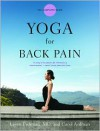 Yoga for Back Pain - Loren Fishman,  Carol Ardman