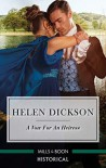 A Vow for an Heiress - Helen Dickson
