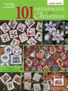 101 Ornaments for Christmas (Leisure Arts #5849) - Kooler Design Studio