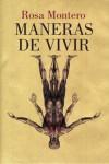 Maneras de vivir - Rosa Montero, La Pereza Ediciones