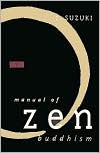 Manual of Zen Buddhism -