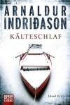 Kälteschlaf - Arnaldur Indriðason, Coletta Bürling