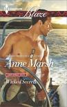 Wicked Secrets (Uniformly Hot!) - Anne Marsh