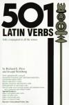 501 Latin Verbs (501 Verbs) - Richard E. Prior, Joseph Wohlberg