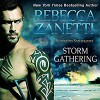 Storm Gathering (Scorpius Syndrome #4) - Rebecca Zanetti, Michael Pauley